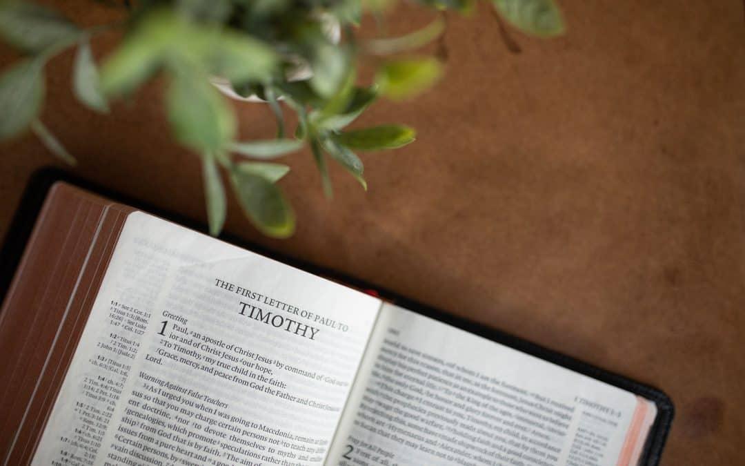 Restoration as a Principle (October 14)